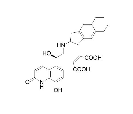 Indacaterol Maleate (CAS NO.:753498-25-8)