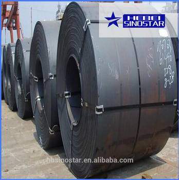 China supplier supply best price Hot Rolled steel coil SS400 A36 Q345 Q195 Q235 with competitive pri