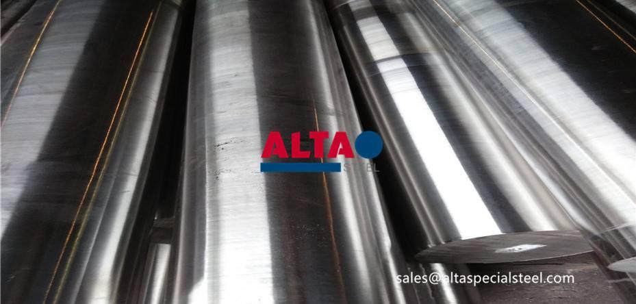 DIN 1.2510 / AISI O1 Tool Steel