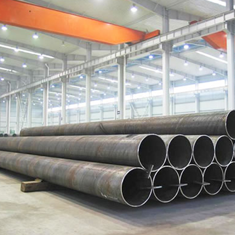 SSAW pipe pipeline for fluid transportation