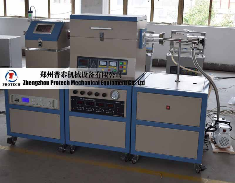 Protech PECVD system for thin film coating