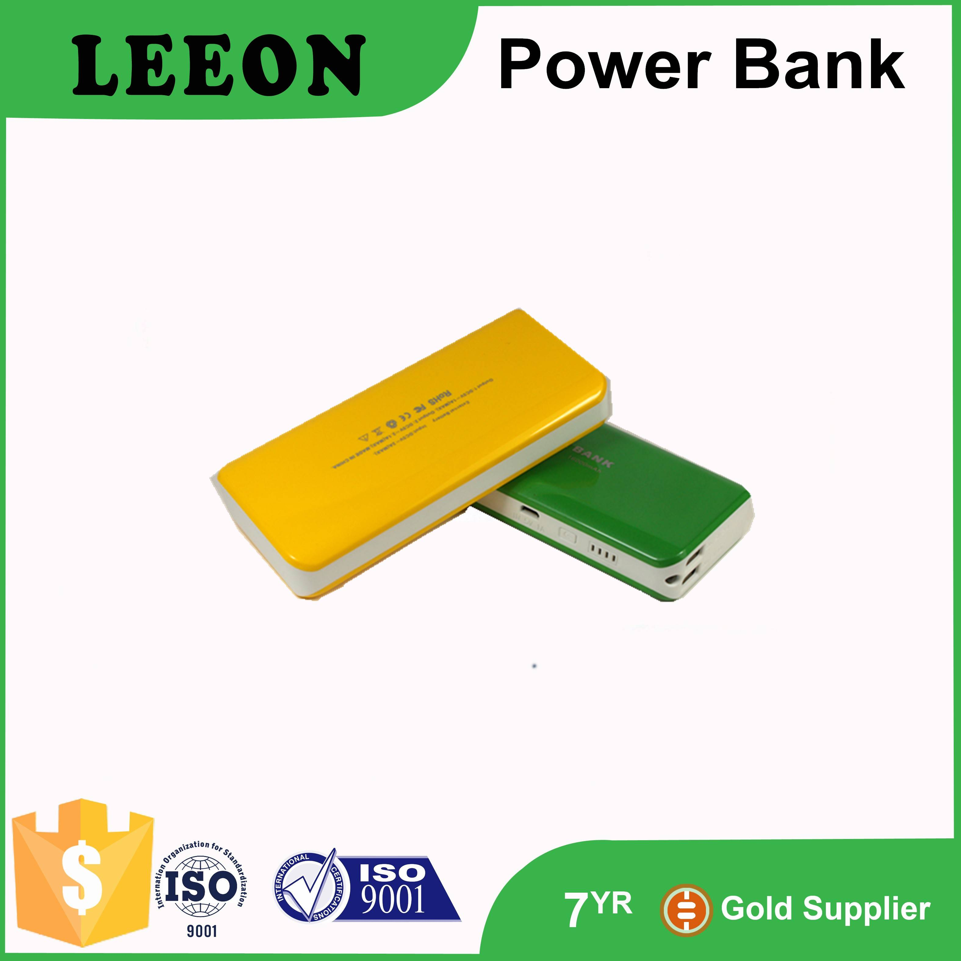 Best price portable power bank 16000mah