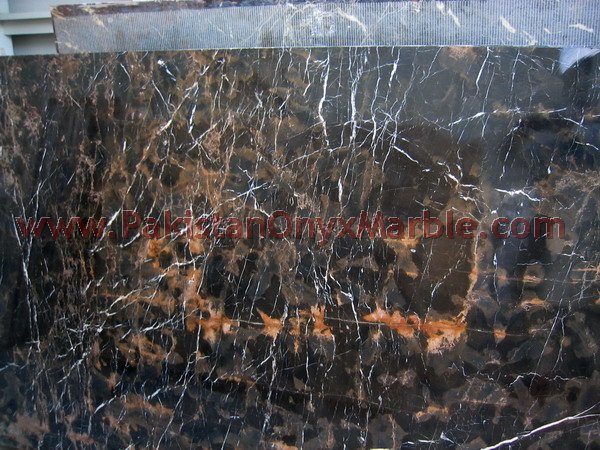BLACK AND GOLD (MICHAELANGELO) MARBLE SLABS