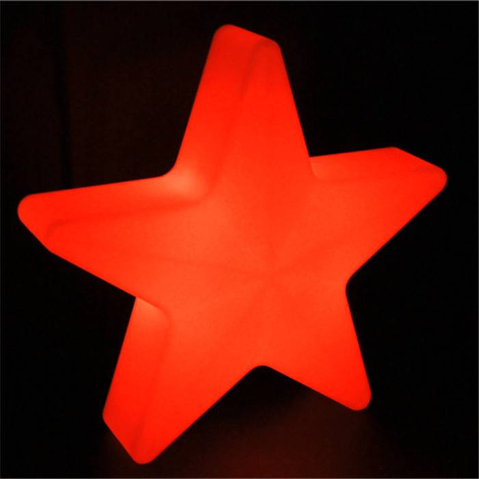 illuminated led Star lighting