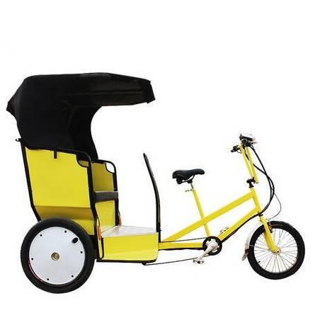 SLS-E0002 500w 3 wheel electric pedicab rickshaw for sale