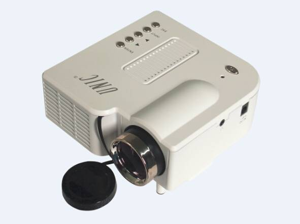 UNIC UC28 Global mini pocket projector, 1080p supported, CE/FCCC/BIS certified