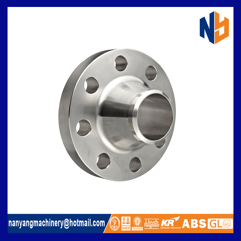 Top quality 304 stainless steel weld neck flange