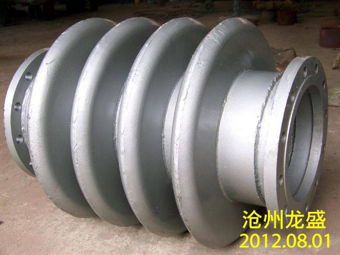 cangzhou longsheng pipe equipment manufacturering  the expansion joint /metal  hose