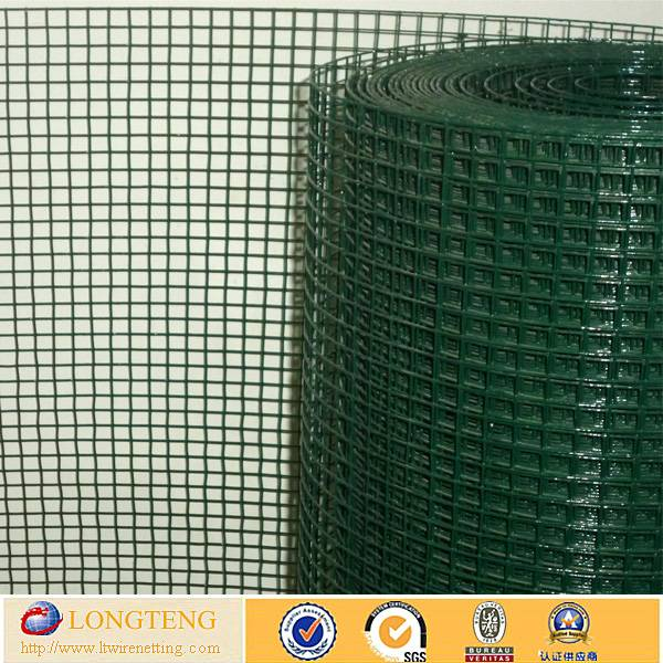 Anping Longteng cheap price 1/2 inch pvc coated welded wire mesh for sale