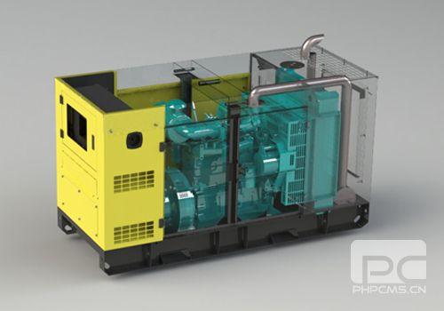 YTO 50HZ Generator