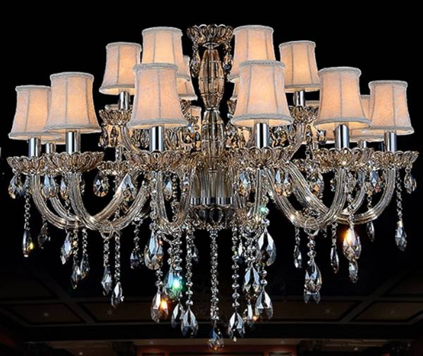 Lowest price modern chandelier led crystal pendant lighting for shop  indoor light