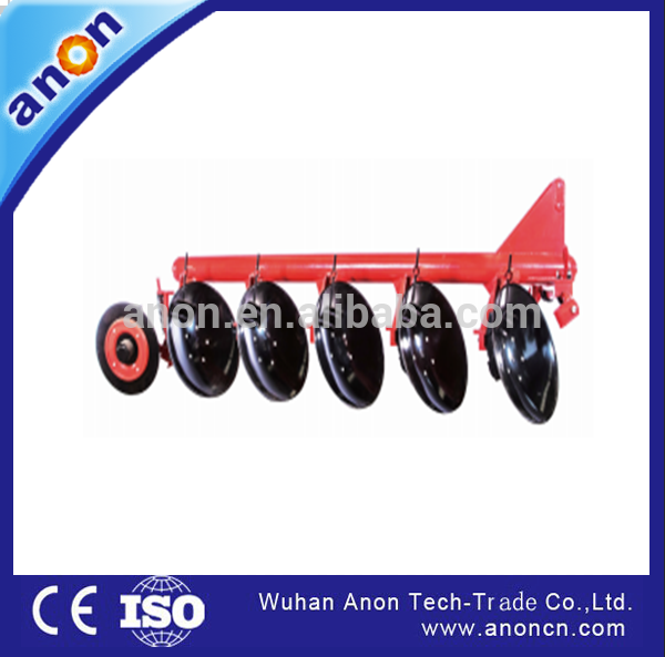 ANON disc plough for tractor