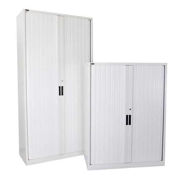 Latest Design Tambour Door Stationery Cabinets