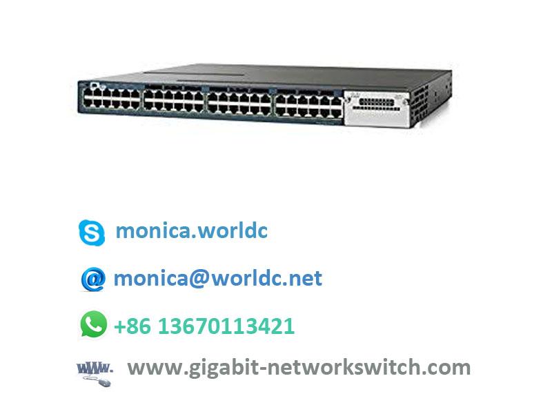 Good Price WS-C2960S-48FPS-L CISCO NETWORKING EQUIPMENT CISCO SWITCH