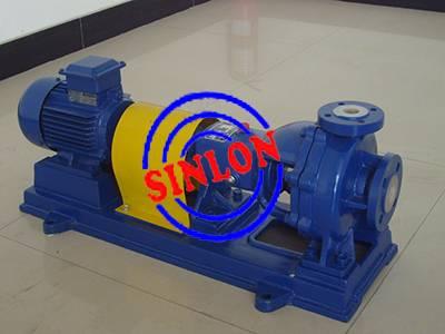 Fluoroplastic Centrifugal Pump