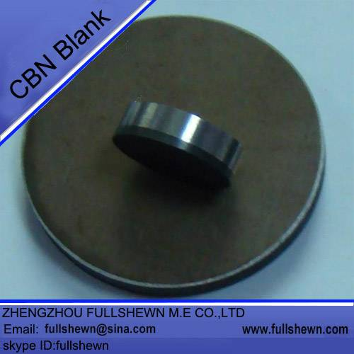 CBN blank compact for kinds of CBN cutting tools