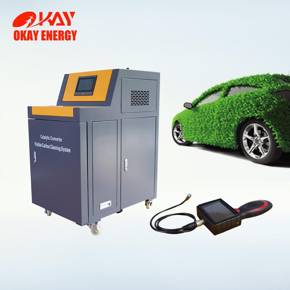 Best Catalytic Converter Cleaner Machine VCS2000