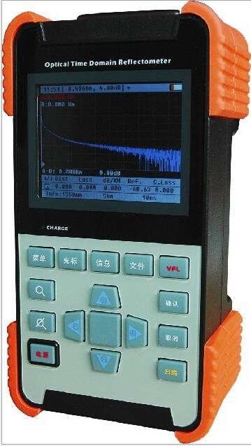 fiber optic OTDR AOR500