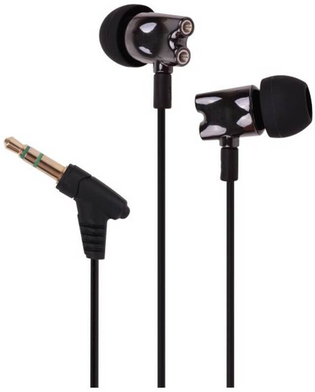 Precision ceramic in-ear earphone , built for quality , 3.5mm plug