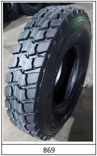 Truck tire YS869