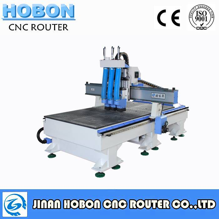 High Quality 2015 HOBON D45-3 CNC Router Tools for wood,mdf,plastic,pvc