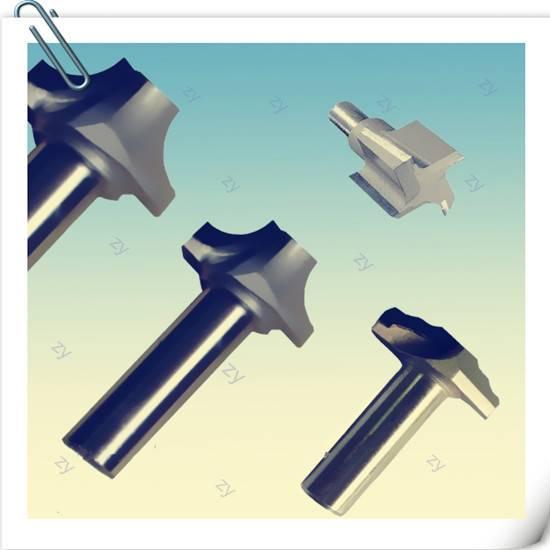 PCD milling tools for window/door