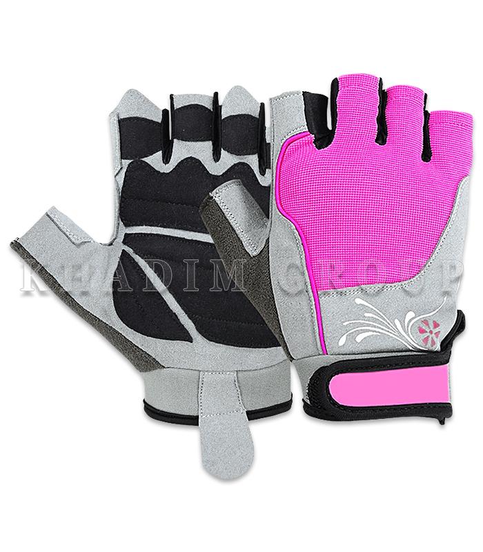 Women Weight Lifting Gloves