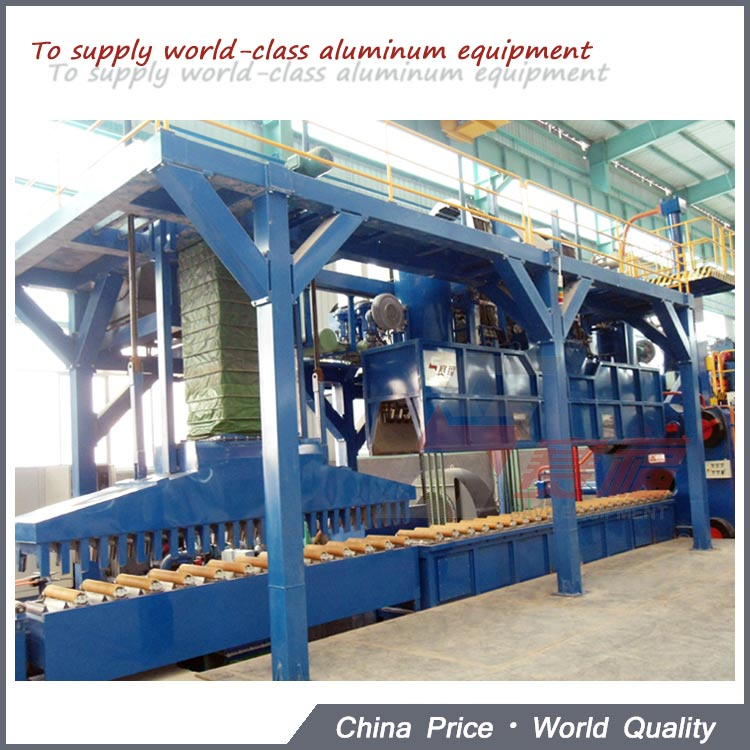 SAVE High Efficiency Aluminum Extrusion Machine in Online Quenching System