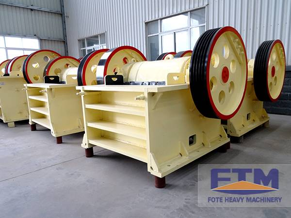 Quartz Jaw Crusher/Jaw Crusher