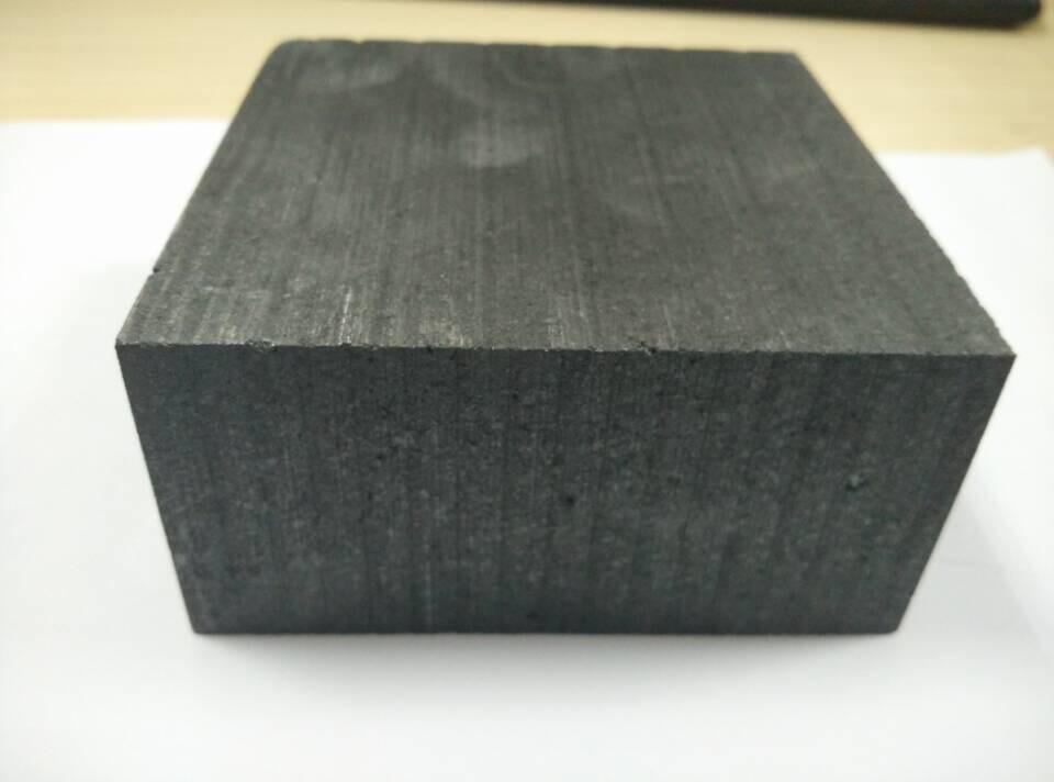 Iso graphite rod