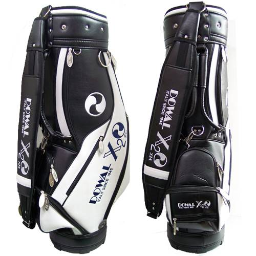 golf club bags-pu pvc half.boston bags