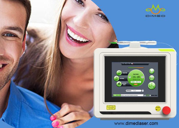 Oral Mucositis Treatment Dental Laser Machine , Laser Treatment For Periodontal Disease