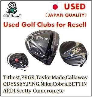 Wholesale Used Golf Clubs (Japanese &USA)