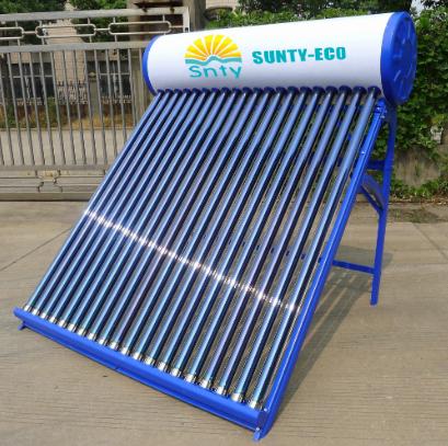 Solar water heater 300L sunroof pressured split solar system