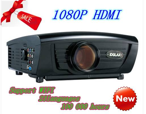 video projector for home theater 747 with 600800 pixel ,4:3 and 16:9 aspect ratio