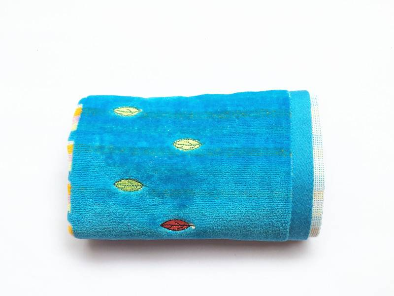 Top material hand towel
