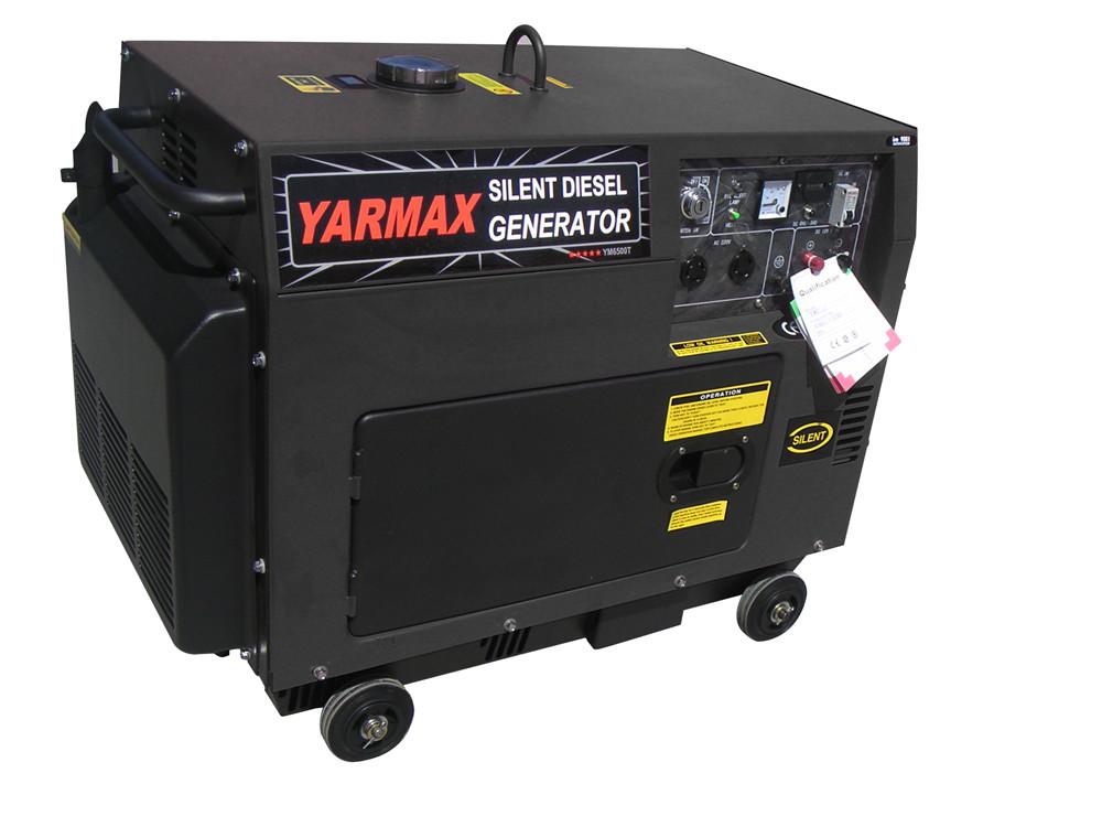 5kVA Economic Silent Type Diesel Generator 6500T Series