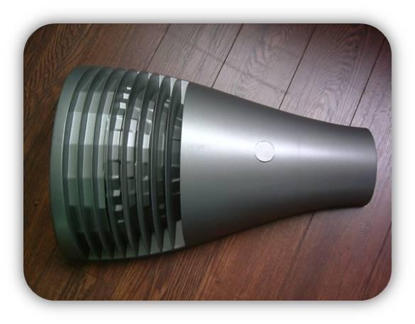 Auto lamp housing of CNC part