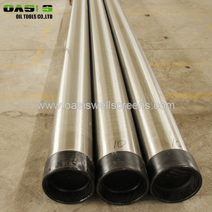 Hot Sell Johnson Screen pipe based well screen