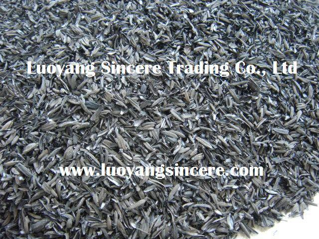 Rice Husk Ash, for Tundish or Ladle Covering