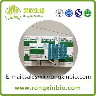 Legal Human Growth Hormone Powder Hygetropin Hgh (8iu/Vial,10iu/Vial)for Bodybuilding
