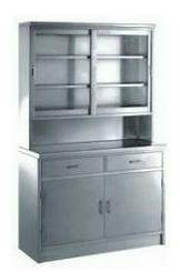 stainless steel treatment instrument cabinet