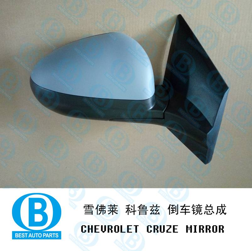 chevrolet cruze review mirror