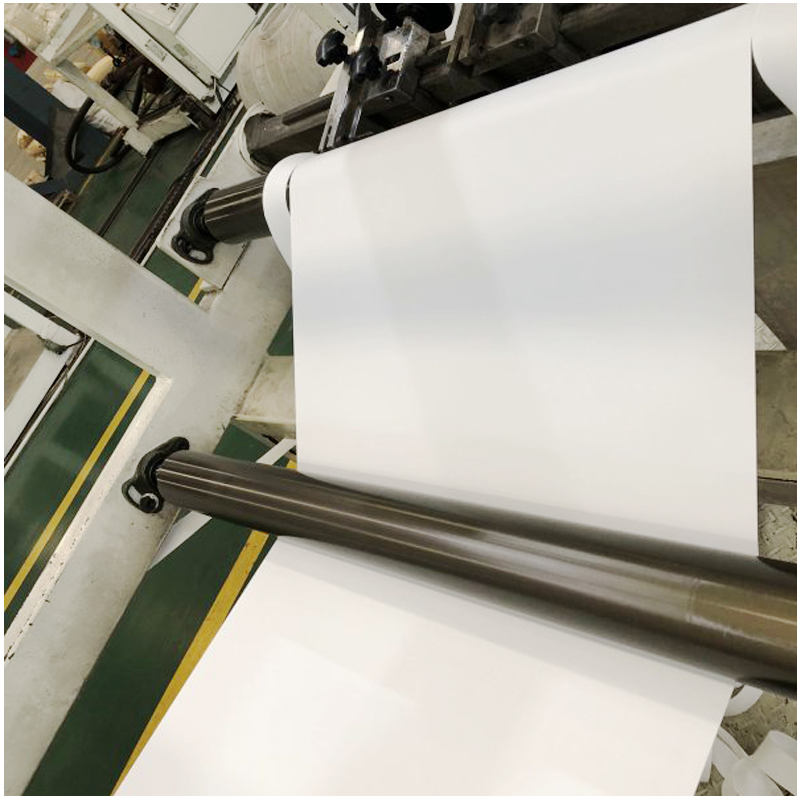 Thermoforming HIPS plastic sheet roll food grade PS sheet rolls for food container pack