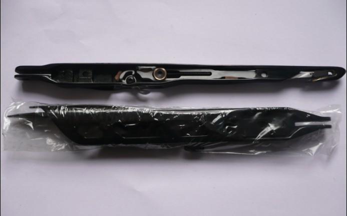 Swiss F2001 rapier gripper head black steel