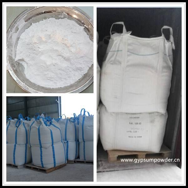 Gypsum Powder Natural Plaster of Paris for Casting