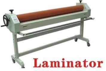 Cold Laminator (Automatic/Manual)