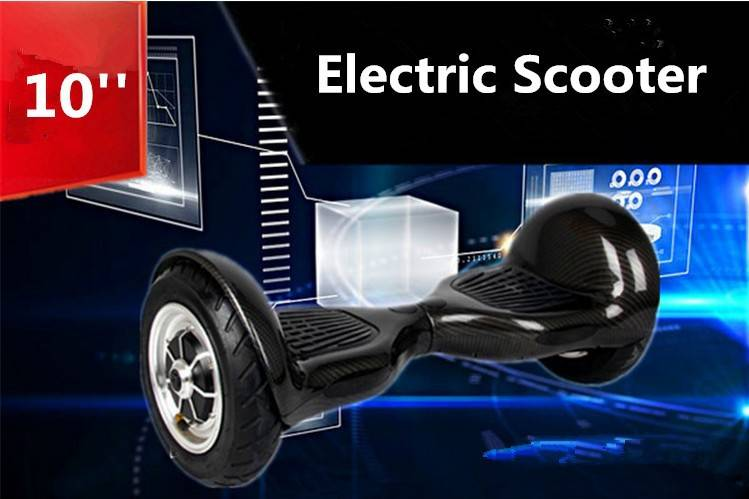 2016 new design 10 inch Two Wheels Self balance scooter electric with Bluetooth speaker .