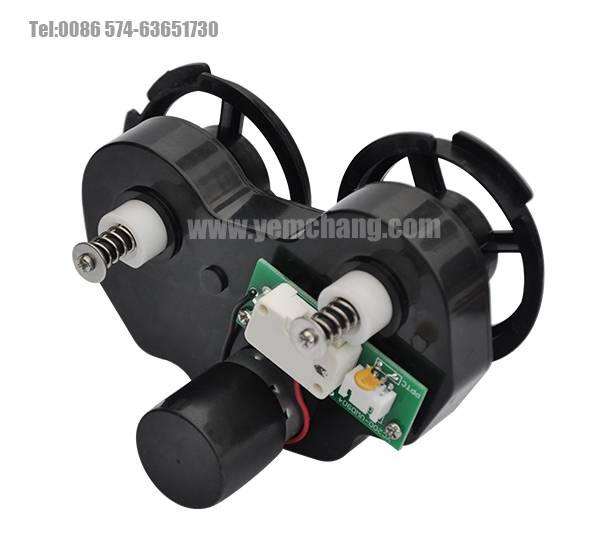 vending machine gear motor, gear boxes YC-VWDH200T904W