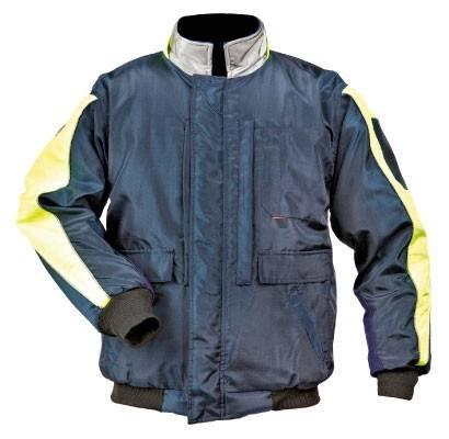 Coldstore jacket for centrigrade -30 degree